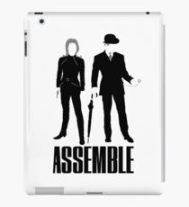 The Original Avengers Assemble iPad Case/Skin