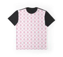 Noughts & Crosses - Blossom Pink Graphic T-Shirt