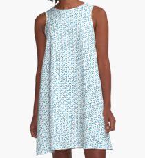 splash emoji A-Line Dress