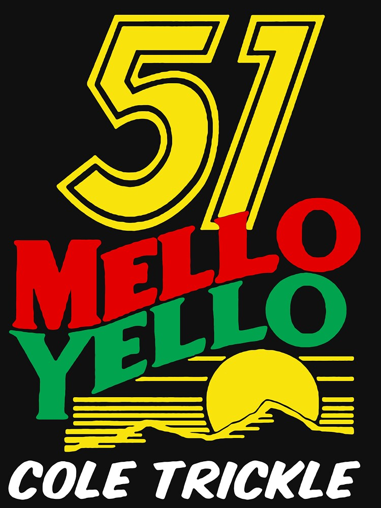 51 Mello Yello Cole Trickle Days of Thunder by OttilieMarks