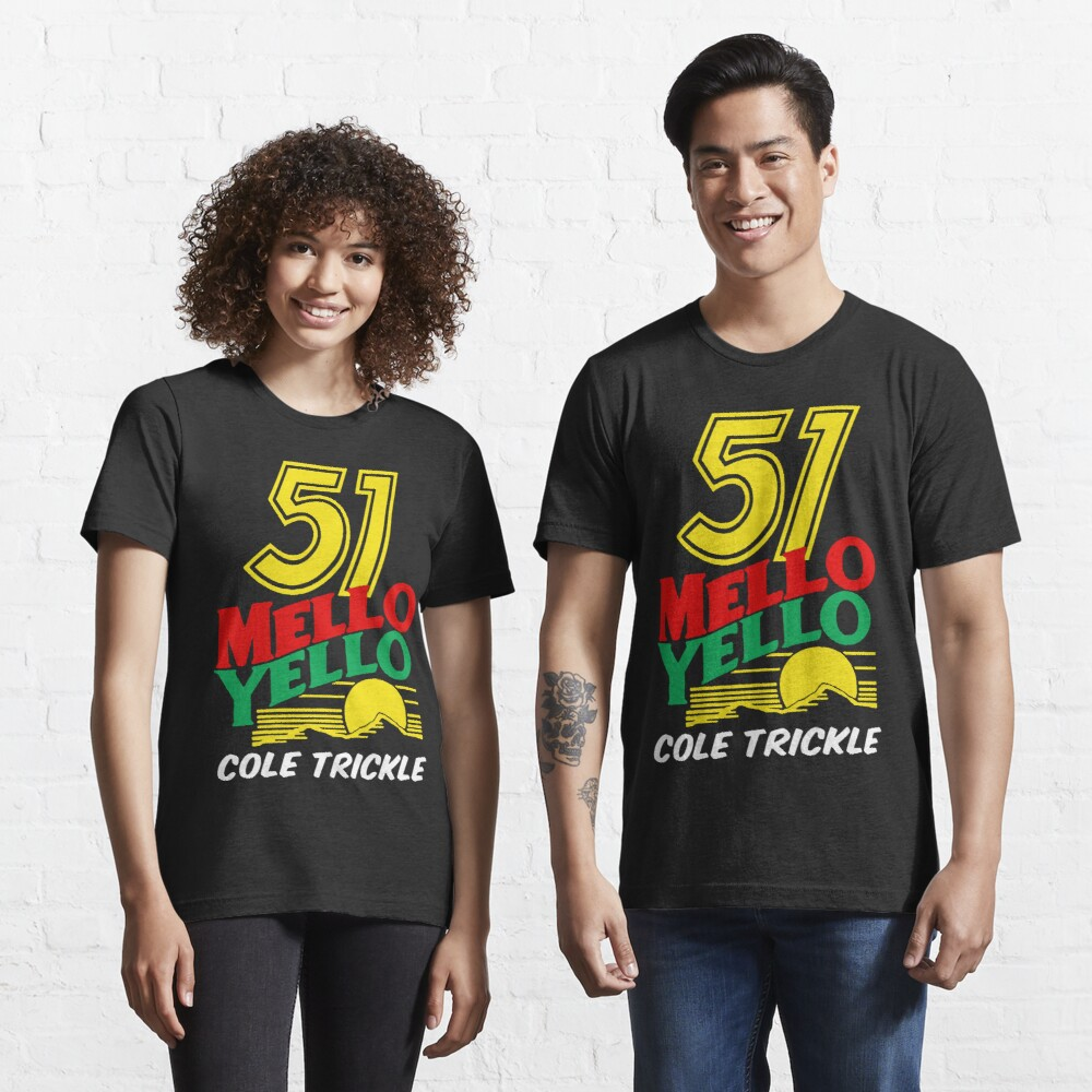51 Mello Yello Cole Trickle Days of Thunder Essential T-Shirt