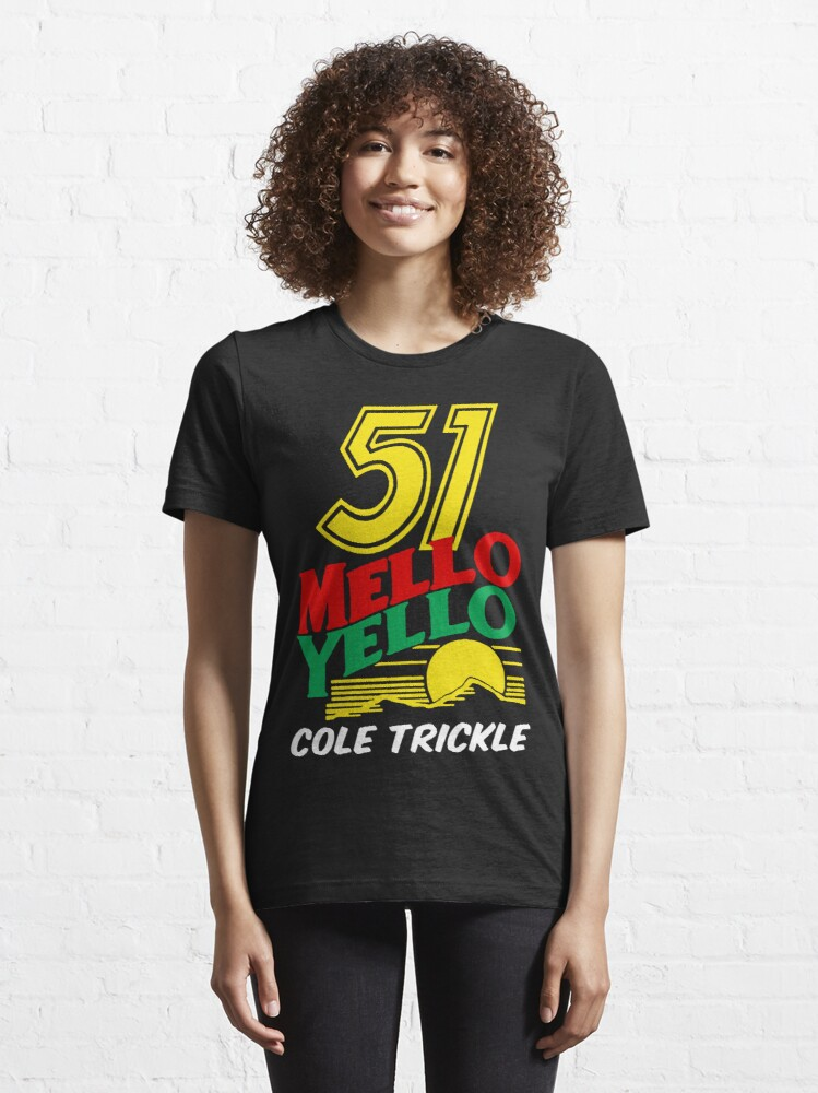 Alternate view of 51 Mello Yello Cole Trickle Days of Thunder Essential T-Shirt