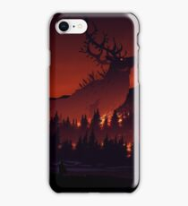 Wildfire iPhone Case/Skin