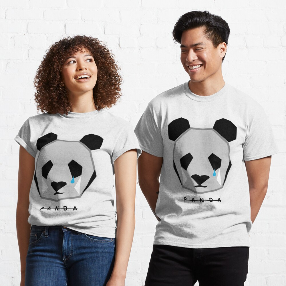 JACK BUCK OFFICIAL PANDA ICON MERCH Classic T-Shirt
