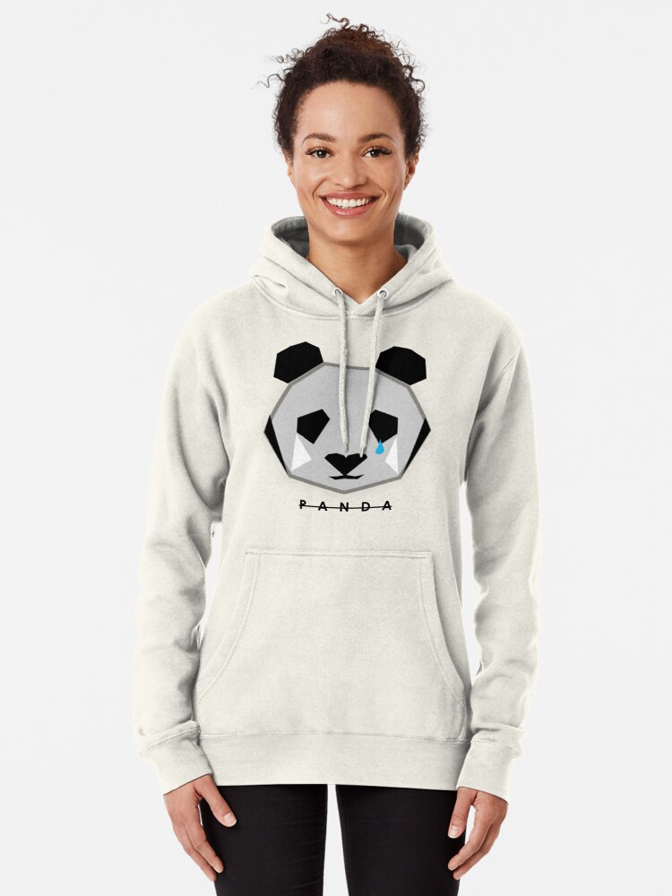Alternate view of JACK BUCK OFFICIAL PANDA ICON MERCH Pullover Hoodie