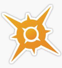 Pokemon Sun Sticker