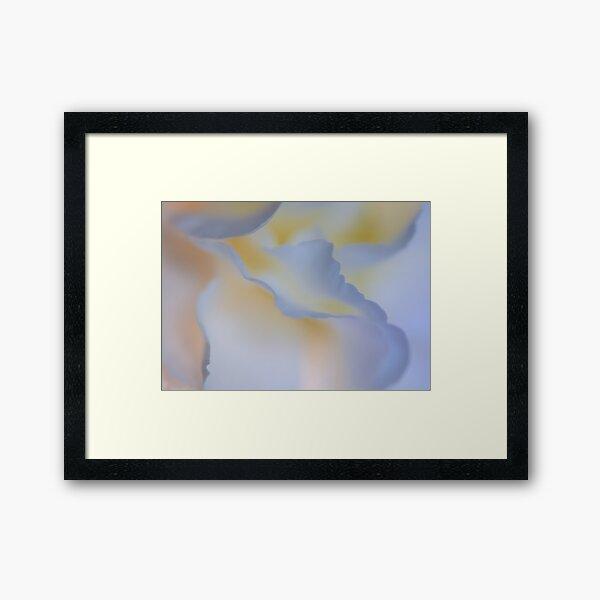 Clotted Cream Framed Art Print