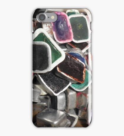 Paint Box iPhone Case/Skin