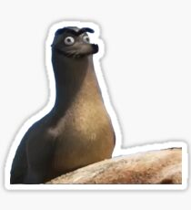 Gerald Finding Dory Sticker