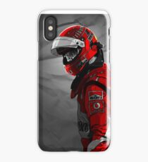schumacher iPhone Case/Skin