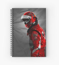schumacher Spiral Notebook