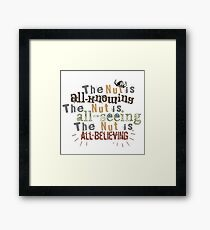 Dreamworks Dragons - The Nut is... Framed Print