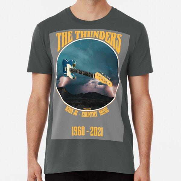 Le 61 anniversaire de Thunders T-shirt premium