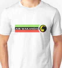 Air Wakanda- Logo T-Shirt