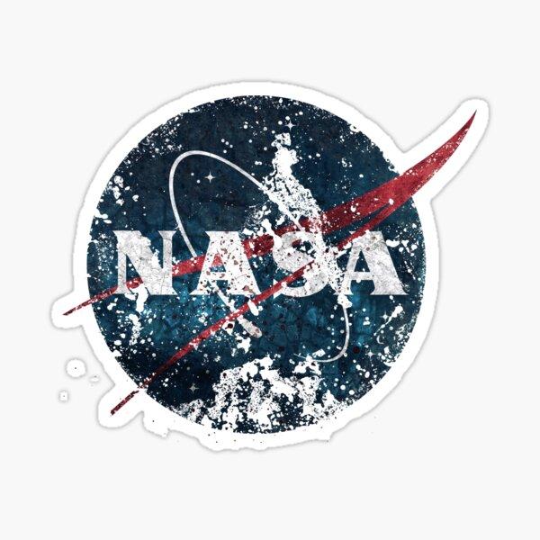 NASA Vintage Alien Apocalypse Sticker