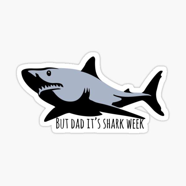 Semaine du requin Sticker
