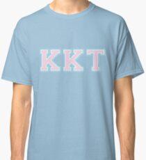 Camiseta clásica Kappa Kappa Tau KKT Logotipo