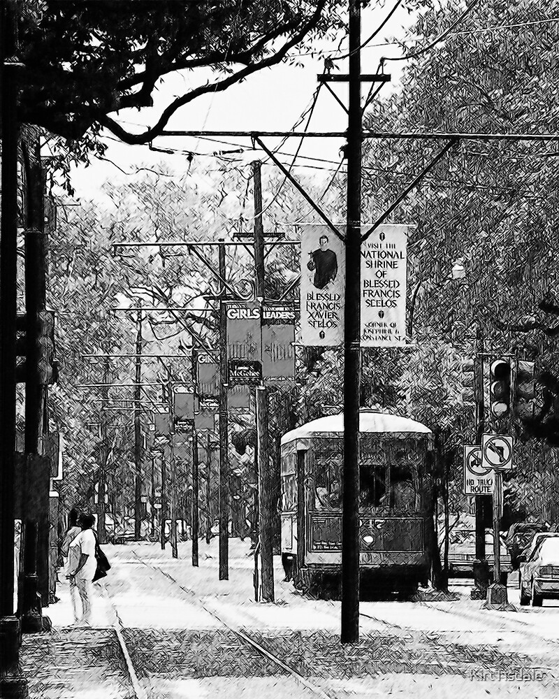 Streetcar by KirtTisdale