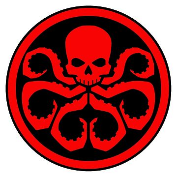Hydra Skull Design by MisterFrosty