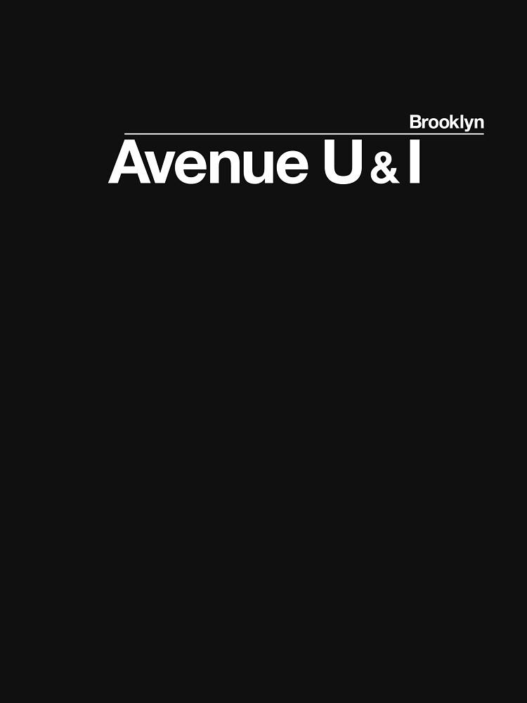 Avenue U & I by OKNO