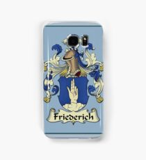 Friederich Family Coat-Of-Arms/Crest Samsung Galaxy Case/Skin