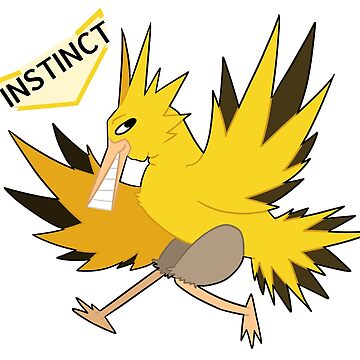 Team Instinct -- Show Your Alliance! by koartss