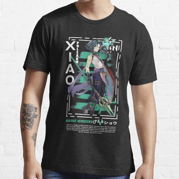 Genshin Impact Xiao Streetwear Essential T-Shirt
