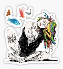 Delirium The Sandman Vertigo Comics Sticker