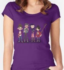 Generations Women's Fitted Scoop T-Shirt