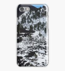 Flagstaff Snow Day iPhone Case/Skin