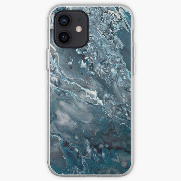 Ice Crystals iPhone Soft Case