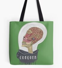 Conquer..In Color!!! Tote Bag