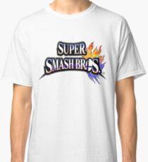 Super Smash Bros Shirt Classic T-Shirt