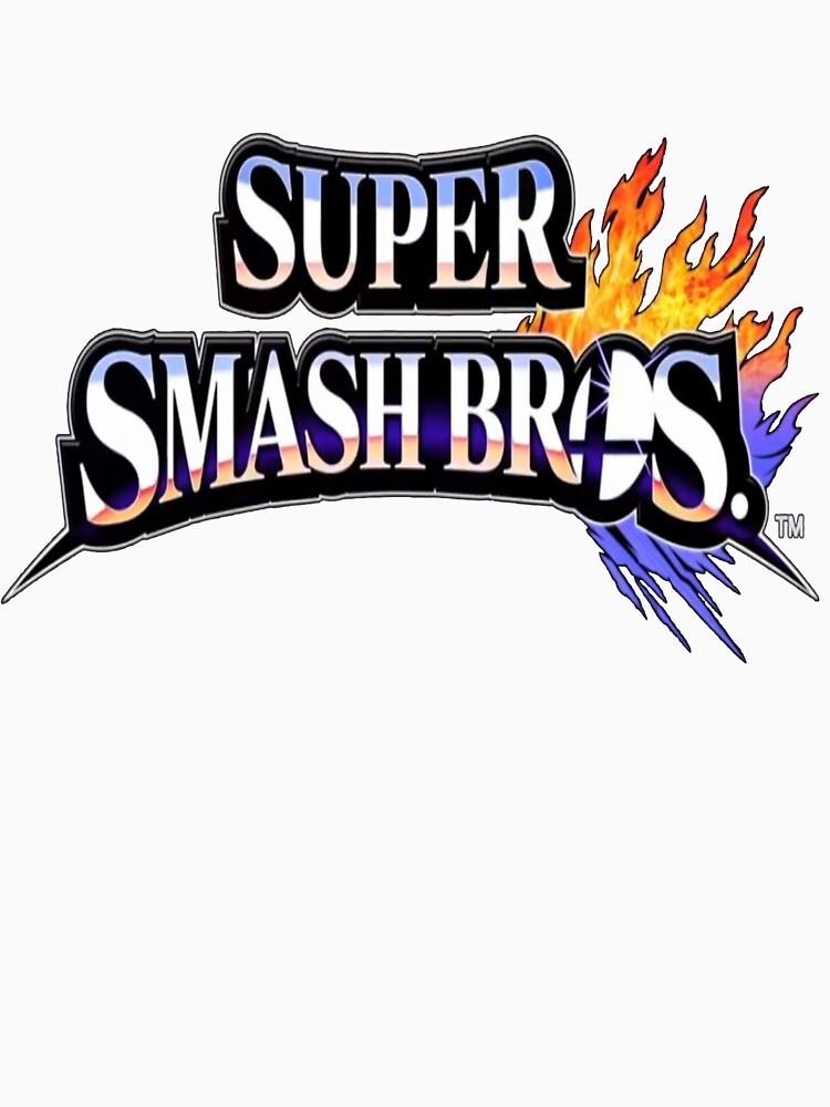 Super Smash Bros Shirt | Unisex T-Shirt
