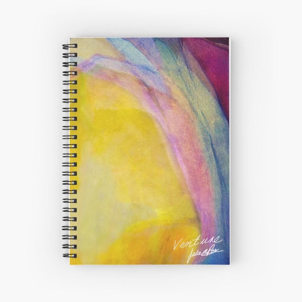 Venture Spiral Notebook