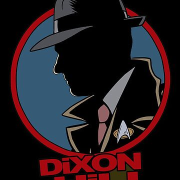 Dixon Hill is on the case by agliarept