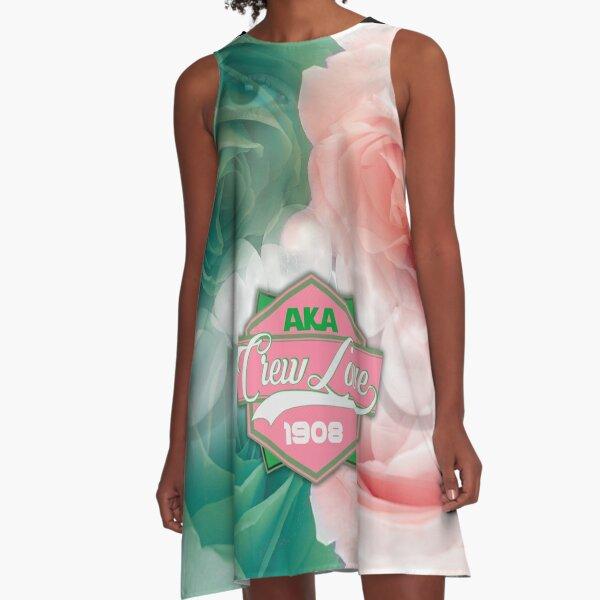 Crew Love AKA A-Line Dress