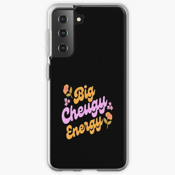 big cheugy energy  Samsung Galaxy Soft Case