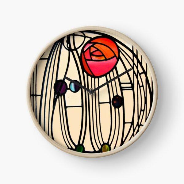 Charles Rennie Mackintosh design Clock