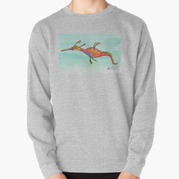 Weedy Sea Dragon Pullover Sweatshirt