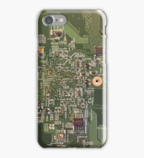 Computer Guts iPhone Case/Skin