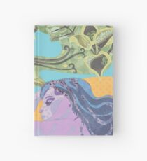 She is Dreaming Hardcover Journal