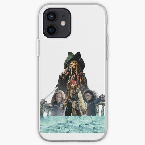 Pirates of the Caribbean iPhone Case & Cover by AdamMcColm