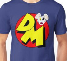 Danger Mouse Logo Unisex T-Shirt