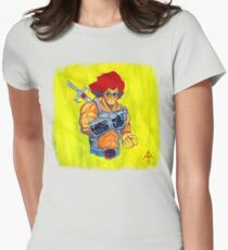 NintendHOOOO!!! Women's Fitted T-Shirt