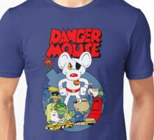 Danger Mouse And Ganks Unisex T-Shirt