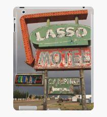 Lasso Motel iPad Case/Skin