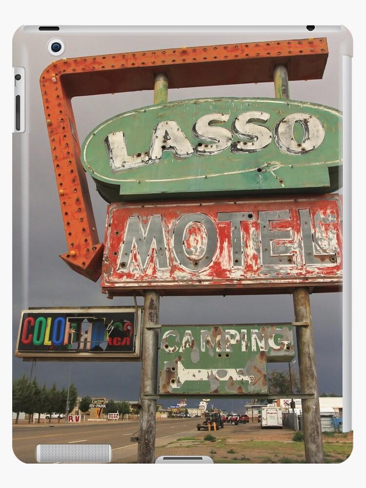 Lasso Motel by Andrew Felton