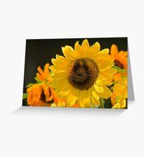 Sunshine Smiles Greeting Card