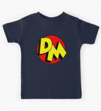 Initial Logo : Danger Mouse Kids Clothes